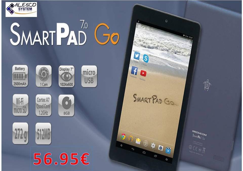 Tablet económica Mediacom