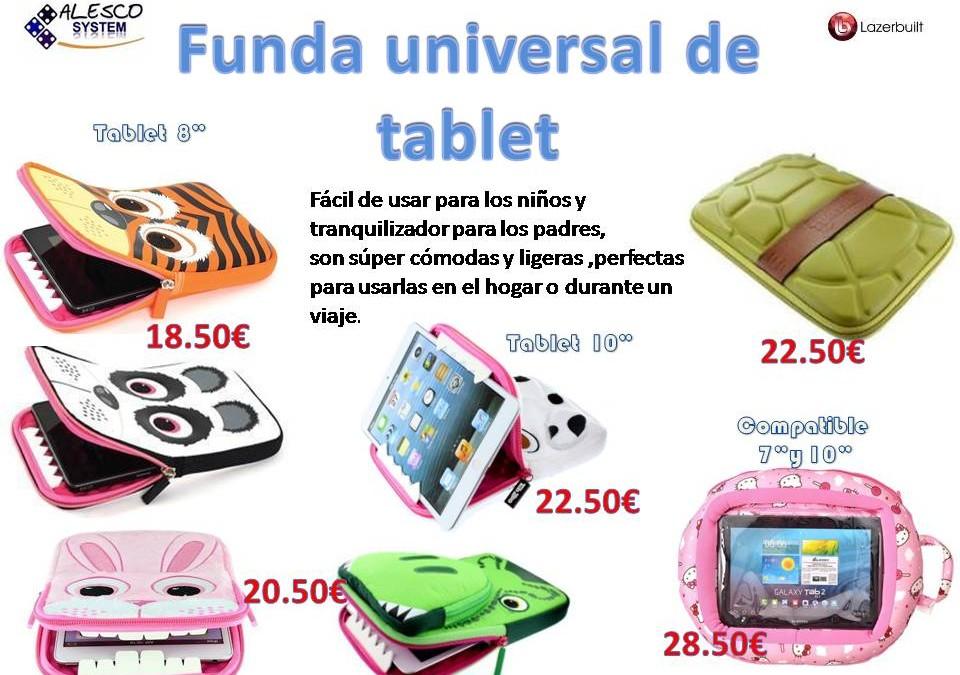 Funda de tablet para niños